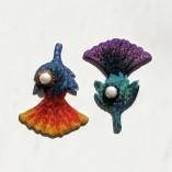 Brosa Akanthus disponibila si in alte variante de culoare